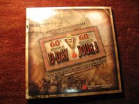 60th ANNIVERSARY OF D-DAY Coin /& Medallion Set w//Historical CD 2004 CANADA