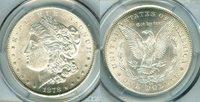 1878-CC Morgan $1 MS64 PCGS