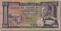 100 Dollars Äthiopien Banknote