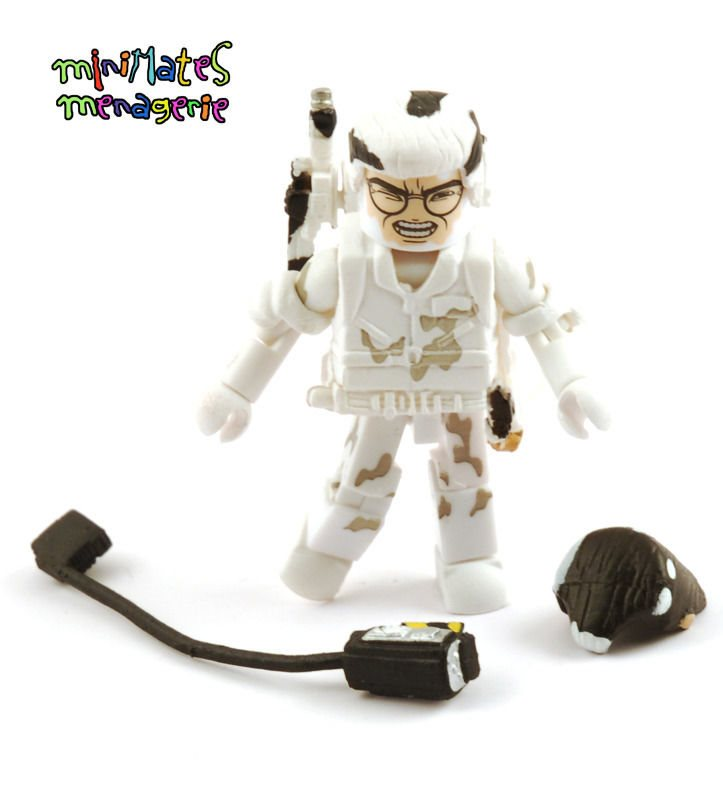 Ghostbusters Minimates TRU Wave 3 GB2 Egon Spengler