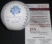 Chris Sale Chicago White Sox Autographed Signed 2012 All Star Baseball 1st ASG JSA WITNESS COA