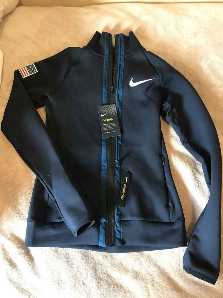 503ee9d5 Team USA Nike Olympic Jacket Women's M 2018
