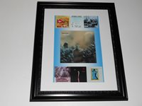 """Large Steely Dan 1972-80 Album Cover Poster Aja Royal Scam 19/""""x13/"""" Gaucho"""