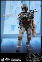 Star Wars The Empire Strike Back 12 Inch Action Figure Movie Masterpiece 1/6 Scale Series - Boba Fett Hot Toys 903351