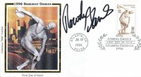 ef1a99bb43acac Rowdy Gaines Autographed First Day Cover