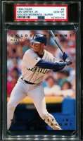 1994 FLEER GOLDEN MOMENTS-SUPER #4 KEN GRIFFEY JR. HOF POP 1 PSA 10 B2656503-474