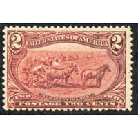 US 286 Early Commemoratives F H hr small faults