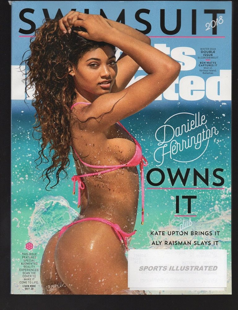 2018 sports illustrated swimsuit edition cover
