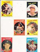 Leo Kiely Boston Red Sox #199 SIGNED 1959 Topps baseball card