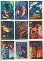 1994 SKYBOX MARVEL MASTERPIECE WOLVERINE (GOLD STAMP) SERIES 3 SET (140)+191994 SKYBOX MARVEL MASTERPIECE WOLVERINE (GOLD STAMP) SERIES 3 SET (140)+19