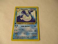 French Pokemon 1 St Edition Card #25//102 Lamantine Base MINT