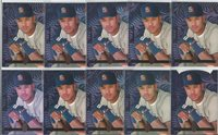 (31) Derrek Lee 1994 RC INVESTOR LOT-SP Foil Die-Cut #10 Upper Deck Bowman LOOK!