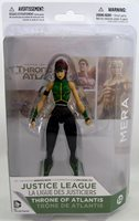Justice League: Throne of Atlantis Animated 6 Inch Action Figure Animated Movie Series - Mera (Shelf Wear Packaging)