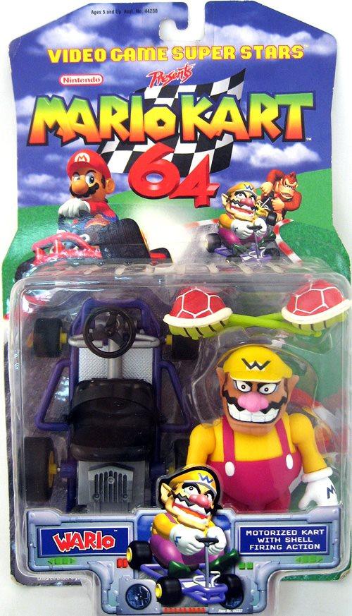 Nintendo Presents 5 Inch Action Figure Mario Kart 64