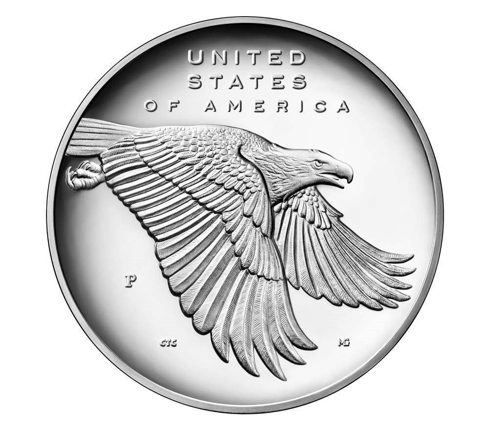 2017 P 225th Anniversary American Liberty Silver Medal 17XB Gold Coin Theme NEW