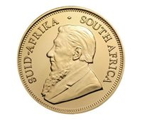 1 Oz Gold South African Krugerrand Coin
