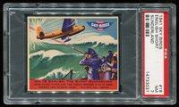 1941 Goudey Sky Birds #18 English Short Sunderland PSA 7 NM Cert #14733031