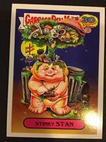 Garbage Pail Kids 2015 Series 2 30th Rod Wad Don/'t Push NrMt-Mint
