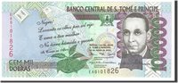 100,000 Dobras Saint Thomas and Prince Banknote, 2005-06-02, Km:69a