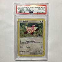 NM Pokemon STUFFUL Card TOYS R US Promo SM BURNING SHADOWS Set 110//147 Holo TCG