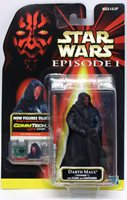 Star Wars Hasbro Episode I Darth Maul Tatooine 1999
