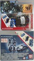 Transformers 4 Age of Extinction Lockdown 1 Step Hasbro 2014