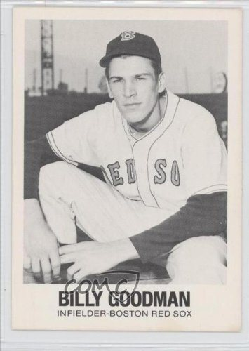 Billy Goodman Baseball Card 1977 84 Tcma Renata Galasso 21