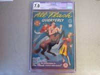 All Flash Quarterly #3 CGC 7.0 Comic Book 1941
