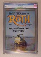 Big Daddy Roth #3 CGC 9.0 1965 1561108002