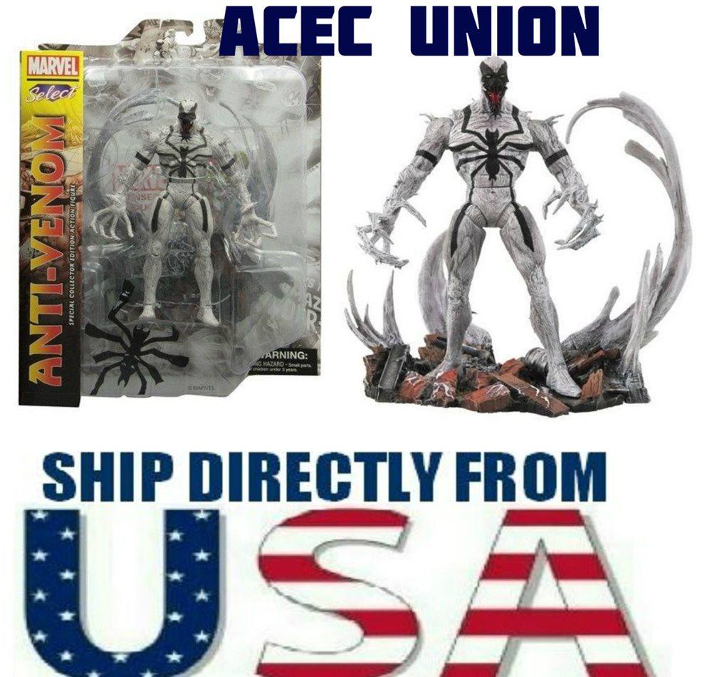 Diamond Select Toys Marvel Select Anti Venom 7 Action