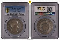 France 5 Francs Napoleon I - An 12 H - La Rochelle - PCGS AU 50