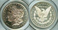 1891-CC Morgan $1 MS63DMPL PCGS