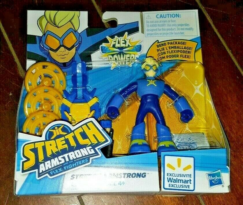Stretch Armstrong Wingspan Figure 4 Hasbro