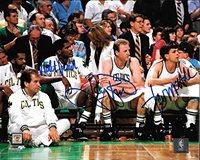 878a0c81c0e7 Larry Bird - Kevin McHale - Robert Parish Autographed Signed Boston Celtics  8 x 10 Photo